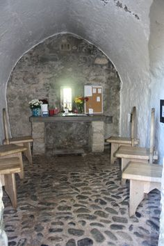 st trillo interior
