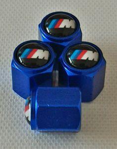 Vauxhall BLUE DUST VALVE CAPS Chrome Clé Limited tous les modèles Boxed Insignia