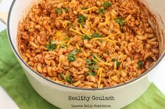 Healthy Gluten Free Goulash That Your Family with Love, It's So Easy To Make and Delicious
