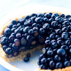 Very Blueberry Pie Very Blueberry Pie Recipe