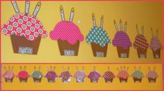 Mijn verjaardagskalender! (LaLaLien)
