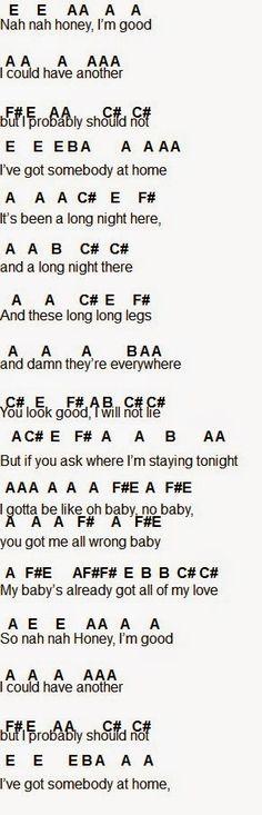 Flute Sheet Music: Honey, I'm Good