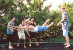 Young Backstreet Boys