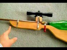 Skill: Making an Improvised Shotgun