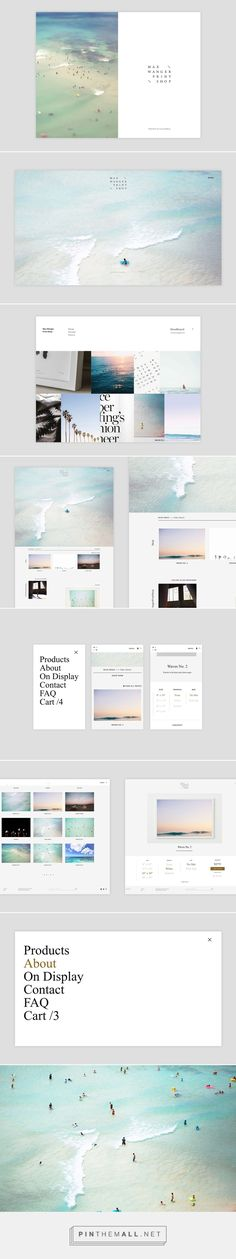 Max Wanger Print Shop on Behance