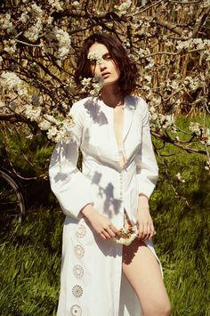 """Morning Glory"" Pauline van der Cruysse and Jo Molenaar for Vogue Netherlands 2015"