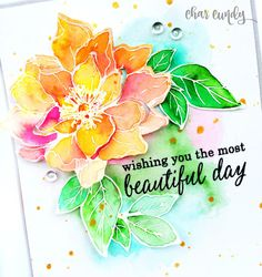 wishing you the most beautiful day
