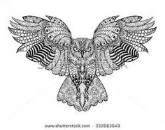 Image result for draw paint Owls