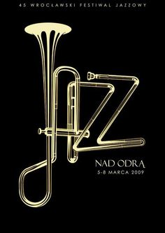 Poster Design Inspiration: 30+ Artistic Jazz Poster Designs | Jayce-o-Yesta.