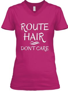 Mail Carrier - Route hair