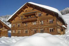 Bauernhof 1805422 in Schwarzenberg - Casamundo Hotels, Cabin, House Styles, Home Decor, Cottage House, Decoration Home, Room Decor, Cabins, Cottage