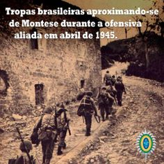 INDÚSTRIA DE DEFESA E SEGURANÇA: MONTESE 1945