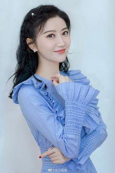 Beautiful Girl Image, Beautiful Asian Girls, Beautiful Women, Simple Face, China Girl, Asian Celebrities, Chinese Actress, Cute Woman, Woman Face
