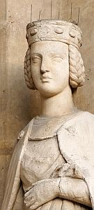 Isabella of France, wife of KIng Edward II.