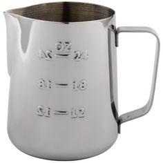 Rattleware Graduated Latte Art Milk Frothing Pitcher (32 oz) (4391)