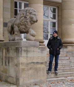 Beim #Schloss Rosenstein