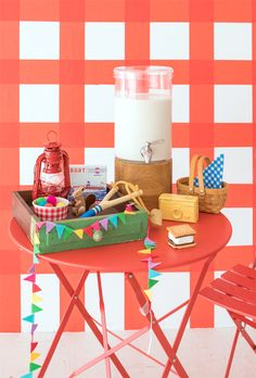 A Gingham Party | Oh Happy Day!