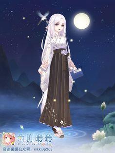 Nikki's Kimono Style