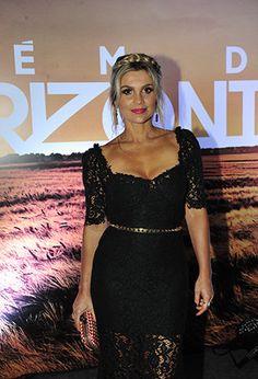 Flávia Alessandra afirma que é mais simples que sua personagem de 'Além do Horizonte' | Notas TV - Yahoo TV