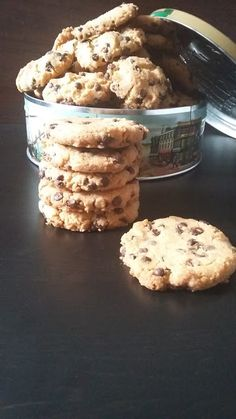 Chocolate Chip Cookies, Muffin, Chips, Breakfast, Food, Morning Coffee, Potato Chip, Essen, Muffins