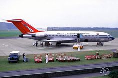 ZS-SBB May 1969 Port Elizabeth Boeing 727, Boeing Aircraft, Airbus A380, International Airlines, Port Elizabeth, Cabin Crew, Air Travel, Airplanes, South Africa