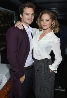 Pin for Later: 18 Actors Who Couldn't Seem to Stop Dating Their Costars He's currently in a relationship with Margarita Levieva, who he met while filming Spread in 2014.