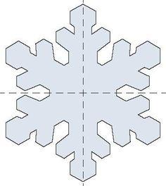 Paper Snowflake Pattern for snowflake lakeSnowflake Christmas ornaments, Felt Snowflake, Christmas tree decoration, Set of 5 Snowflake Paper Snowflake Patterns, Snowflake Template, Paper Snowflakes, Snowflake Cutouts, Frozen Birthday Party, Frozen Party, Frozen Felt, Olaf Frozen, Christmas Sewing