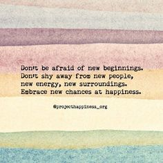 Yoga Quotes : LIKE if you will embrace new chances at happiness in 2017 Great Quotes, Quotes To Live By, Me Quotes, Motivational Quotes, Inspirational Quotes, Yoga Quotes, Positive Affirmations, Positive Quotes, Cool Words