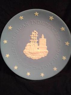 Vintage Wedgewood Jasperware American Bicentennial by kathryntm, $15.00