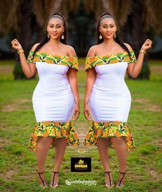 ankara stil BellaNaija Weddings presents Vol. 184 The Latest Aso Ebi Styles African Fashion Ankara, Latest African Fashion Dresses, African Print Fashion, African Style, African Design, African Prints, African Beauty, African Bridesmaid Dresses, Short African Dresses