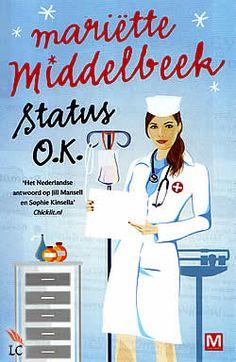 """Boek """"Status O.K."""" van Mariëtte Middelbeek   ISBN: 9789460680298, verschenen: 2010, aantal paginas: 320"""
