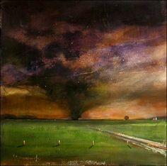 Tornado terror ..-.. Toni Grote