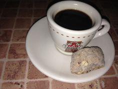 Caffè con dolce