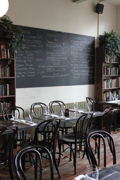 """Named after a Yeats poem, The Winding Stair is both a restaurant and a bookshop. The room is cozy and stylish; with high ceilings, stripped floors, bentwood chairs, wooden tables, and an amazing view over the River Liffey.  The food is """"upscale Irish comfort food"""": think potted crab with soda bread and smoked haddock with cheddar mash."""