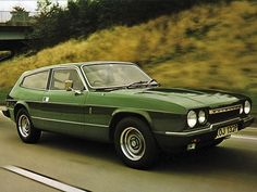1975 Reliant Scimitar GTE Maintenance/restoration of old/vintage vehicles: the material for new cogs/casters/gears/pads could be cast polyamide which I (Cast polyamide) can produce. My contact: tatjana.alic@windowslive.com
