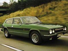 Reliant Scimitar GTE 1975.