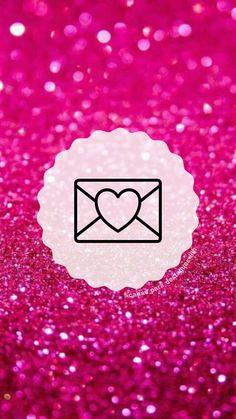 """Capas para destaques do instagram tema """" Glitter Rosa """"( para mais complementação segue o insta @capas_para_destaques_liih) One Word Quotes, Fitness Logo, Instagram Highlight Icons, Instagram Story, Glitter Rosa, Wallpaper, Pink, Instagram Ideas, Pink Sparkly"""