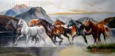 paintings of horses - Yahoo Image Search Results