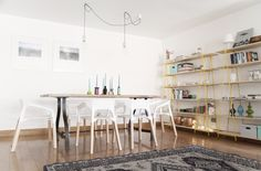 Dining Room by The Project | Proyecto Agustin del Castillo | Santiago