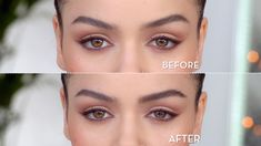 Anastasia Beverly Hills DIPBROW® Gel is a highly pigmented eyebrow gel with a long-lasting, waterproof formula available in 11 shades to help achieve fuller-looking, more defined brows. Zendaya Eyebrows, Eyebrows Goals, Thin Eyebrows, Eyebrows On Fleek, Regrow Eyebrows, Light Eyebrows, Full Eyebrows, Plucking Eyebrows, Natural Eyebrows