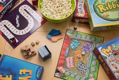 Simply Fun makes 100+ kids' board games designed to make family game night memories