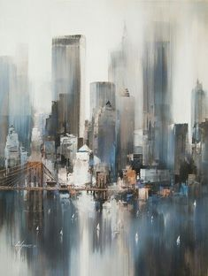 New York abstracto