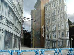Hollywood Studios, set/2009