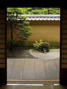Ryogen-in@Daitokuji,Kyoto I by -sou-, via Flickr