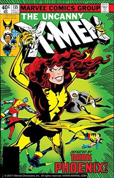 Uncanny X-Men (1963-2011) #135:   DARK PHOENIX! Jean Grey has become the Dark Phoenix, a corruption of the cosmic entity bonded to Jean. Now the Dark Phoenix seeks to destroy everything in its path! What can the X-Men do to defeat it? Must they kill Jean Grey?