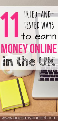 Looking for real ways to make money online in the UK? Whether you want to work at home full time, start an online business or just earn some extra cash, the tips in this post will show you how to make a living online in the UK. Make money online jobs Ways To Earn Money, Earn Money From Home, Make Money Fast, Earn Money Online, Make Money Blogging, Online Jobs, Online Careers, Money Saving Tips Uk, Online Earning