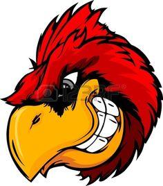 arizona cardinals cartoons | Cardinal Logo Clip Art | Football ...