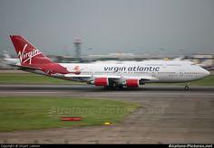 Virgin Atlantic G-VFAB aircraft at London - Heathrow photo