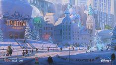 Disney Animated Films, Disney Films, Disney Pixar, Zootopia 2016, Zootopia Art, Walt Disney Animation, Animation Film, Disney Easter Eggs, Disney Wiki