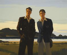 Jack Vettriano On the Border painting for sale - Jack Vettriano On the Border is handmade art reproduction; You can shop Jack Vettriano On the Border painting on canvas or frame. Jack Vettriano, The Singing Butler, Michael Carter, Danielle Panabaker, Painting People, Artist Gallery, Pictures To Paint, Color Photography, Female Art